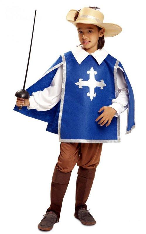 Dětský kostým Mušketýr - Kostymy-karneval.cz 477dd75643