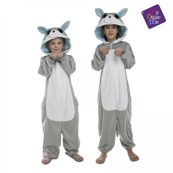 Dětský kostým vlk - Kostymy-karneval.cz aa256edc2dc
