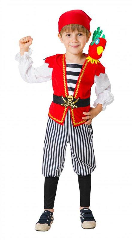Dětský kostým Pirát - Kostymy-karneval.cz 1958e46368a