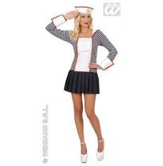 kostým sexy námořnice