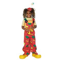 Dětský kostým Lacláče červené