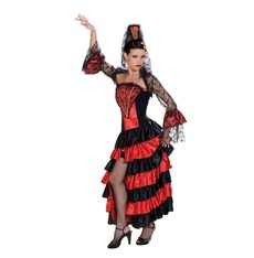 Karnevalový kostým Španělka