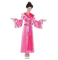 karnevalový kostým Japonka