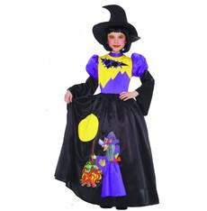 kostým čarodejnice Johany