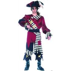 kostým piráta Neala
