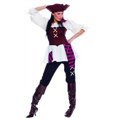 kostým pirátky Viky