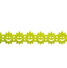 Girlanda Zelené hvězdičky