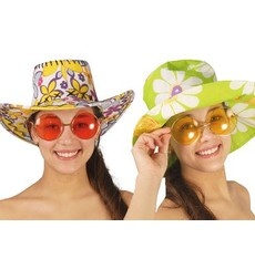 Větší brýle Hippies