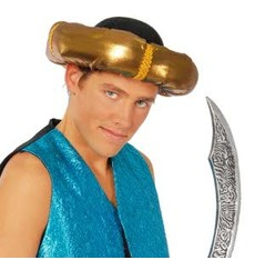 Zlatý turban Arab