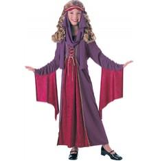 Dětský kostým temná upírka na Halloween