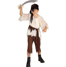 dětský kostým piráta - pirate boy