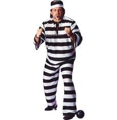 kostým Vězeň