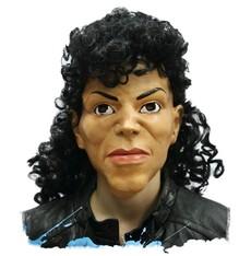 maska Michael s vlasy