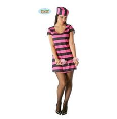 kostým Sexy Vězeňkyně