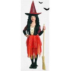 Dětský kostým čarodejnice Helen