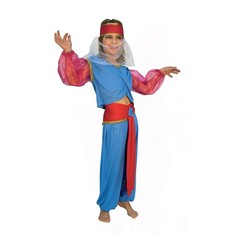 Dětský kostým Arabská princezna - tanečnice