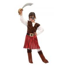 Dětský kostým Pirátská dívka