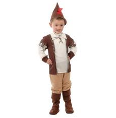 Dětský karnevalový kostým Zbojník Robin