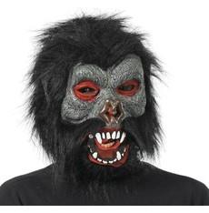 černá maska gorila