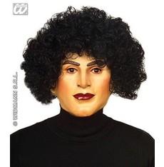 maska přátelé - černovláska