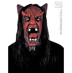 Maska Halloween - Vlkodlak