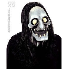 maska Halloween - čarodějnice