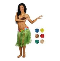 Havajská sukně s květy