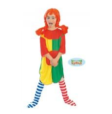 kostým Pipi punčochatá