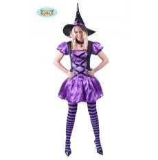 kostým čarodejnice Violette