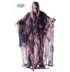 kostým zombie na Halloween