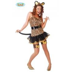 kostým sexy tygřice