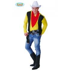kostým kovboj