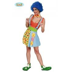 Dámský kostým klaun