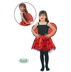 Dětský kostým beruška pro malé děti