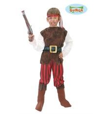 Chlapecký kostým pirát