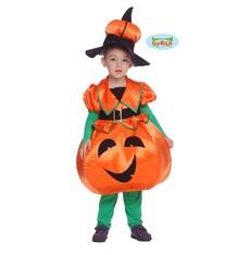 kostým  na Halloween dýně pro miminka
