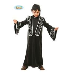 Kostým černokněžníka