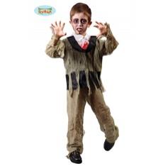 Kostým zombie - halloweenský kostým