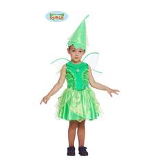 Kostým zelená víla