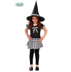 Dětský kostým čarodějnická učednice