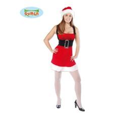 dámský kostým santa