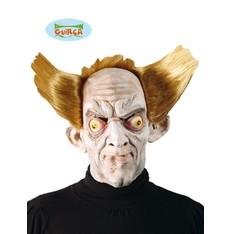 Maska vědec vypoulené oči