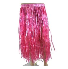 Hawai sukně růžová