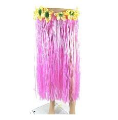 Hawai sukně světle růžová