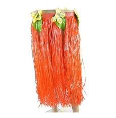 Hawai sukně oranžová