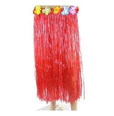 Hawai sukně červená