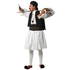 kostým Turek
