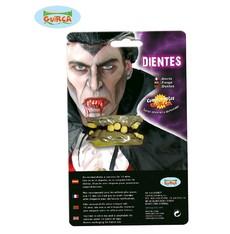 Zuby na halloween