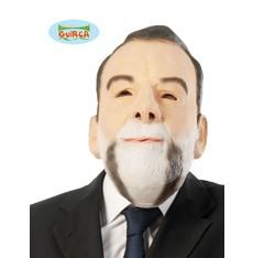 Maska politik s bradkou