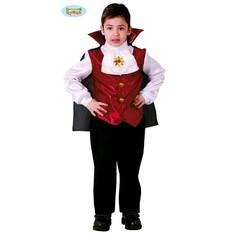 Dětský kostým upíra - kostým Drácula